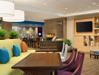 Home2Suites by Hilton Lobby
