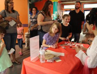 MWT Homeschool Day Visit Wichita