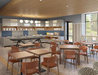 Hyatt Place restaurant Visit Wichita