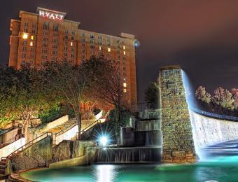 Hyatt Regency - Wichita - Exterior
