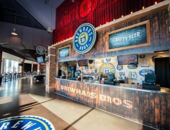 IBA brewhaus Visit Wichita