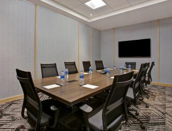 ICTZW_P026_Innovation_Board_Room_Traditional_Set Hyatt Place partner provided Visit Wichita