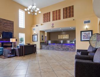 Best Western Eastgate Lobby