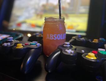 Headsots Drinks and Games
