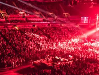INTRUST Bank Arena Concert