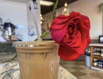 Il Primo Coffee Rose