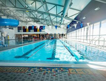 Indoor Pool South YMCA