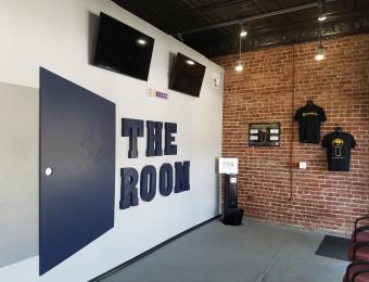 The room interior Visit Wichita
