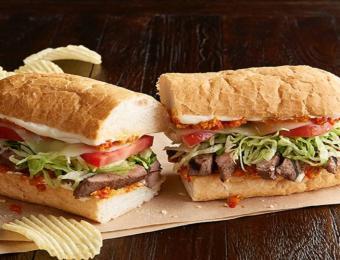 Jason's Deli Sandwich 2
