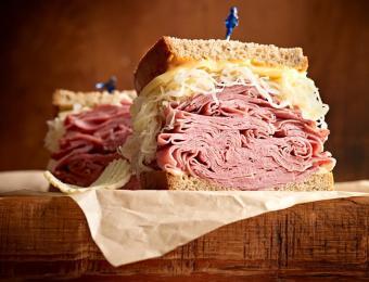 Jason's Deli Sandwich