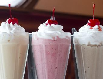Jimmie's Diner Shakes