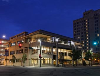 KS Leadership building Visit Wichita