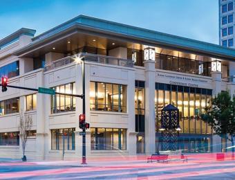 Kansas-Leadership-Center building parnter provided Visit Wichita