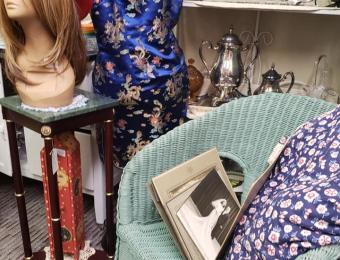 Generations kimono Visit Wichita