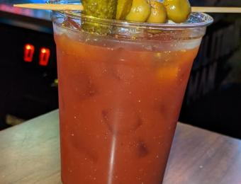 Kirby's Beer Store Bloody Mary