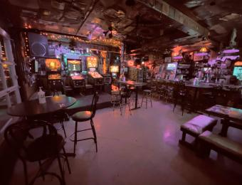 Kirby's Beer Store Interior