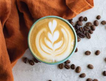 Latte | Kookaburra Coffee
