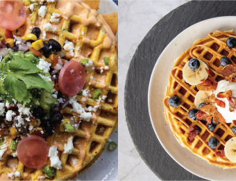 Southwest & Good Morning Waffles | Kookaburra Coffee