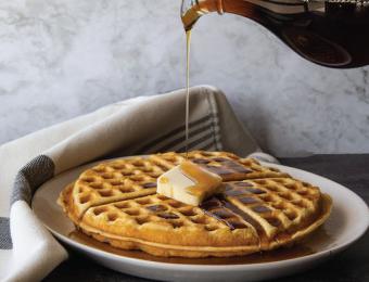 Classic Waffle | Kookaburra Coffee