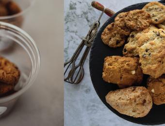 Cookie Cup & Fresh-Baked Pastries | Kookaburra Coffee