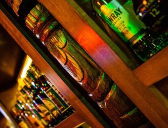 Lava and Tonic Bar