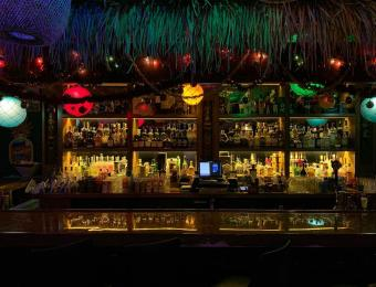 Lava and Tonic Tiki Bar