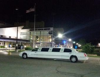 Triple B's Limo at Koch Arena