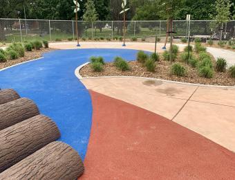 Linwood Park Splash Pad 3