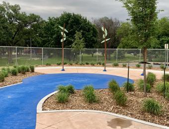 Linwood Park Splash Pad