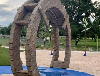 Linwood Park Splash Pad 4