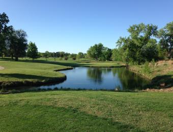 MacDonald Golf Course Lake