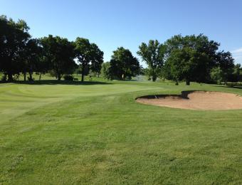MacDonald Golf Course Sand