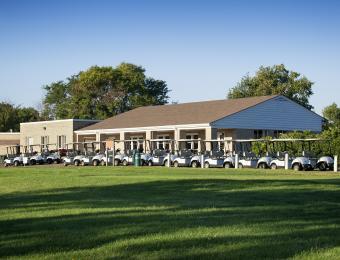 MacDonald Golf Course Carts