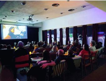 Mamafilm theatre