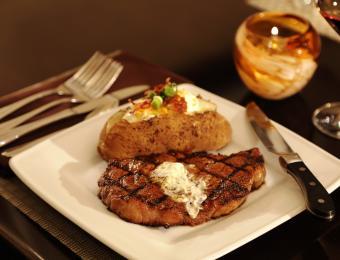 Marriott Fireside SteakButter