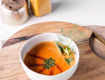 Meddy's Tomato Soup