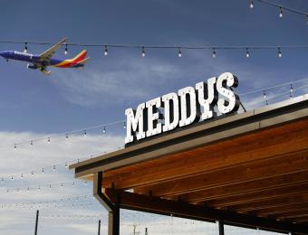 Meddy's West Exterior