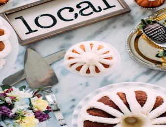 Monica's Bundt Cake bakery variety Header 2 partner provided Visit Wichita