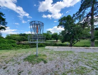 Oak Park Disc Golf