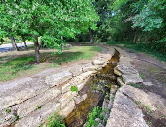 Oak Park Stream