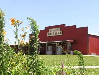 Prairie Rose Opera House Visit Wichita