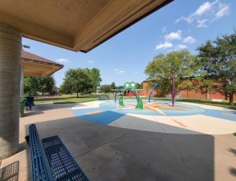 Osage Park - Splash pad