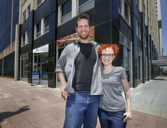 Sente owners Visit Wichita