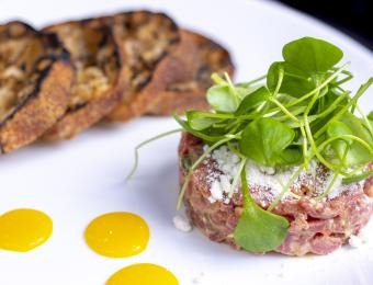 Siena Steak Tartare