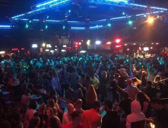 Club Rodo Dance Floor Visit Wichita