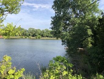 Sedgwick County Park Pond