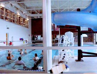 Pool El Dorado YMCA