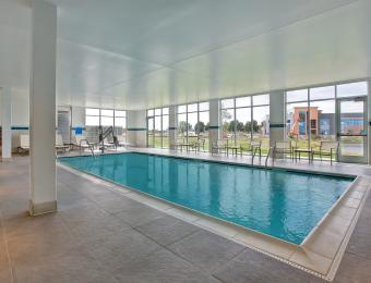 Pool Hyatt Place partner provided Visit Wichita