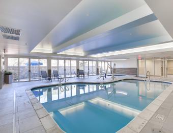 Fairfield East pool Visit Wichita