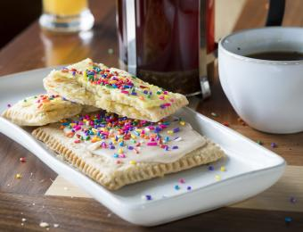 HomeGrown pop tart Visit Wichita